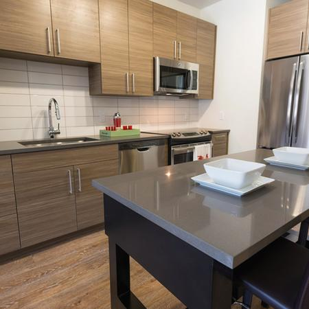 Open-Concept Kitchens and Ample Cabinet Space| Modera Observatory Park