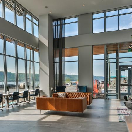 Modera Hudson Riverfront | Rendering | Yonkers, NY | Brand New Apartment Homes