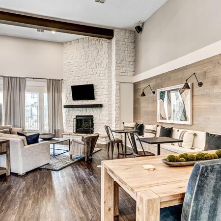 Alister Balcones | Austin, Texas | Apartment Homes | Cozy Living Spaces