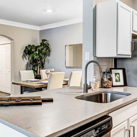 Bright and Open Layouts | Alister Balcones | Austin, Texas | Apartment Homes | Cozy Living Spaces
