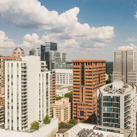 Highrise Apartment Living in Midtown Atlanta | Modera Midtown
