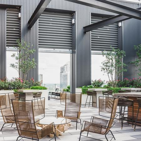Highrise Apartment Living in Midtown Atlanta | Modera Midtown