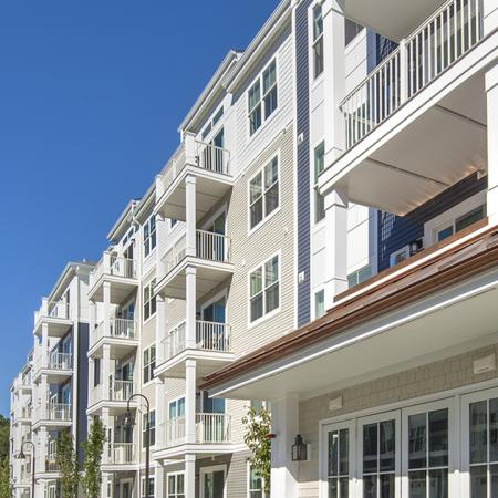Bring the Outdoors in Via Our Private Balconies | Modera Needham | Apartment Homes | Needham, MA Apartments