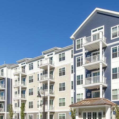 Apartments Features a Private Balcony or Patio | Modera Needham | Apartment Homes | Needham, MA Apartments