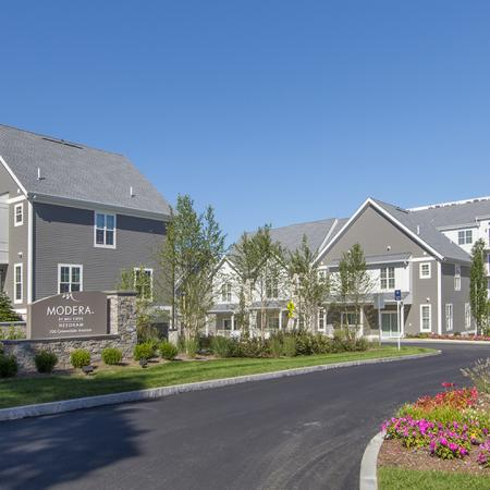 Modera Needham Apartment Community | Modera Needham | Apartment Homes | Needham, MA Apartments