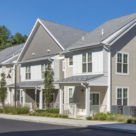 Private Entrances  | Modera Needham | Apartment Homes | Needham, MA Apartments