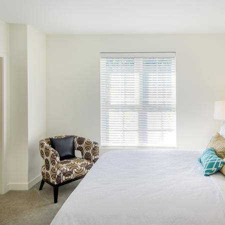 Airy & Light King-Sized Bedrooms | Modera Needham | Apartment Homes | Needham, MA Apartments