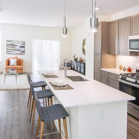 Open Floor Plans and Designer Finishes | Modera Needham | Apartment Homes | Needham, MA Apartments
