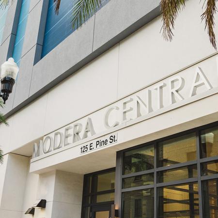 Exterior Sign | Apartment Homes in Orlando, Florida | Luxury Apartments in Orlando