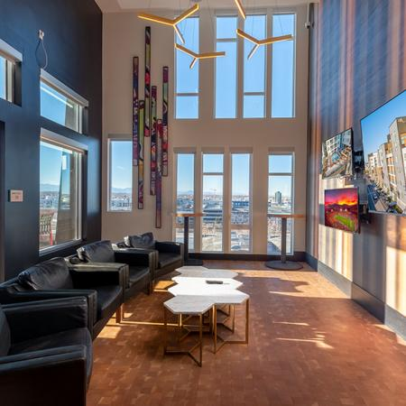 Modera River North Apartment Homes | Denver Colorado | River North Arts District