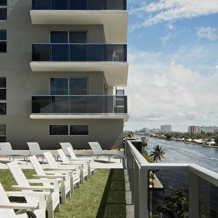 Modera Port Royale | Fort Lauderdale Luxury Apartments for Rent | Mill Creek Residential | Peace of Mind