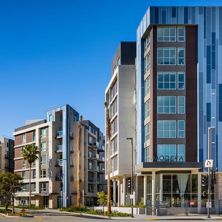 Modera West LA | New Apartment Homes | LA, California