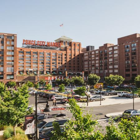 Exterior of Ponce City Market