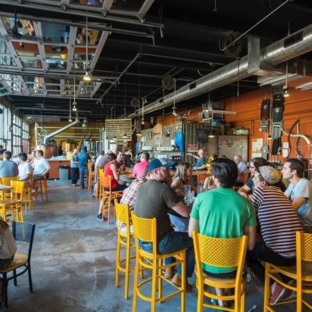 Walking distance to local pubs, restaurants, and to the Denver Brewing Company
