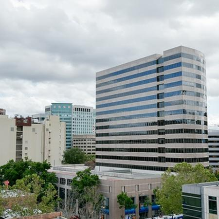 Downtown views of San Jose