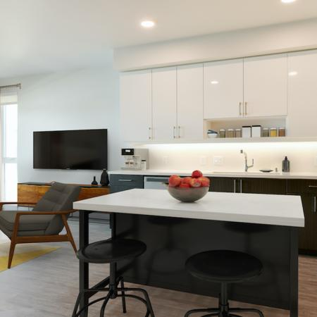 Spacious two bedroom apartments in San Jose!