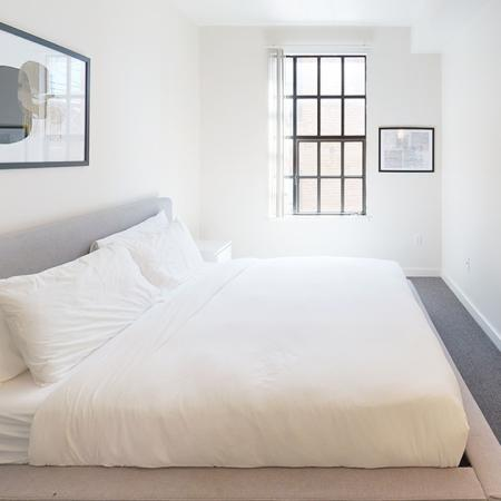 Bachenheimer Apartment Bedroom
