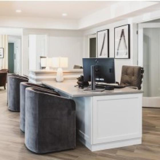 Alister Parx Leasing Office