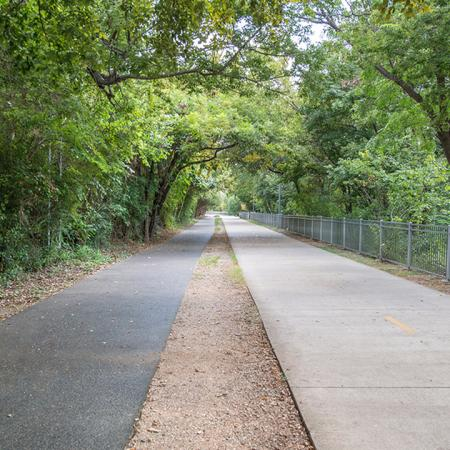 Katy Trail Walking Trail