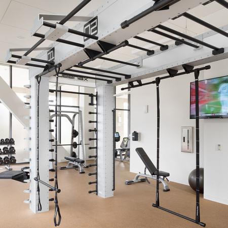 Queenax modular fitness equipment