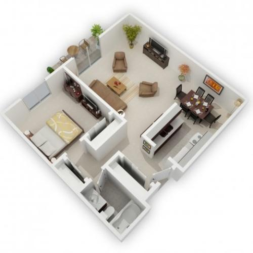Apartments In Rapid City Sd: 2 Bed / 1 Bath Apartment In Rapid City SD