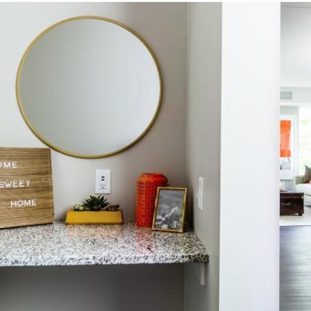 Two-Bedroom Entryway