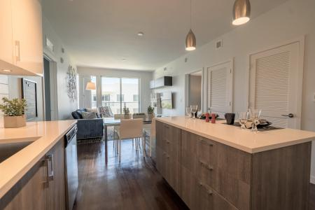 Modern Kitchen | Apartment Homes In Boca Raton | Allure Boca Raton