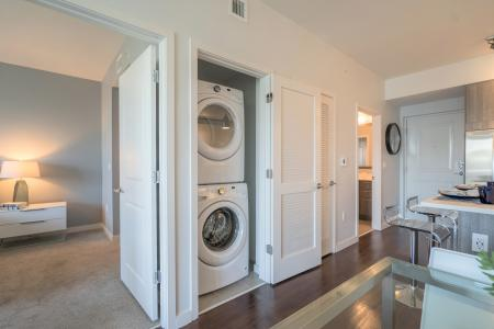 In-home Laundry| Boca Raton Florida Apartments | Allure Boca Raton