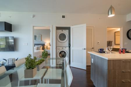 SIn-apartment Laundry| Apartment Homes In Boca Raton | Allure Boca Raton