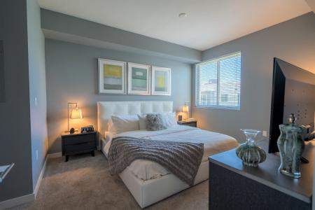 Spacious Master Bedroom | Boca Raton Florida Apartments | Allure Boca Raton