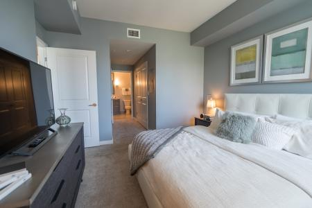 Elegant Master Bedroom | Apartment Homes In Boca Raton | Allure Boca Raton