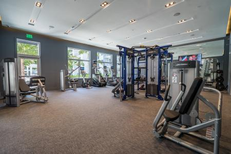 State-of-the-Art Fitness Center | Boca Raton Florida Apartments for Rent | Allure Boca Raton
