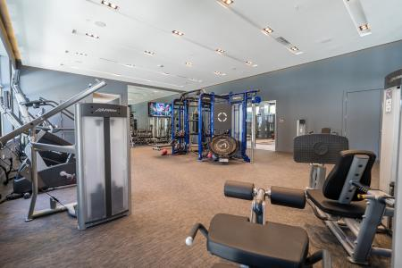 Cutting Edge Fitness Center | Boca Raton Florida Apartments | Allure Boca Raton