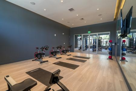 On-site Fitness Center | Boca Raton Apartments | Allure Boca Raton
