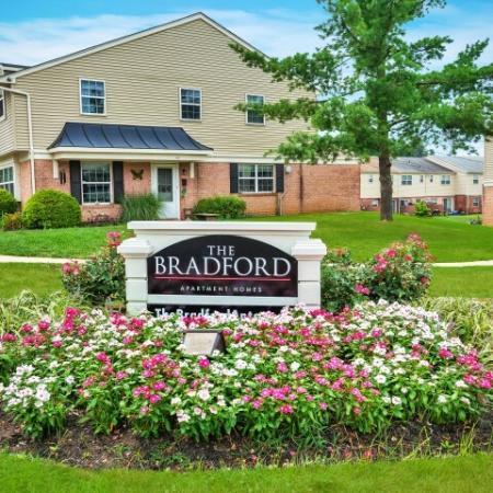 Apartment Exterior | The Bradford