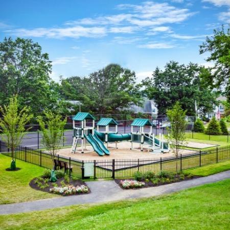 Community Children's Playground | The Bradford