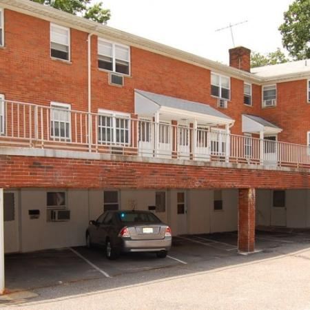 Resident Covered Parking | Joralemon Street