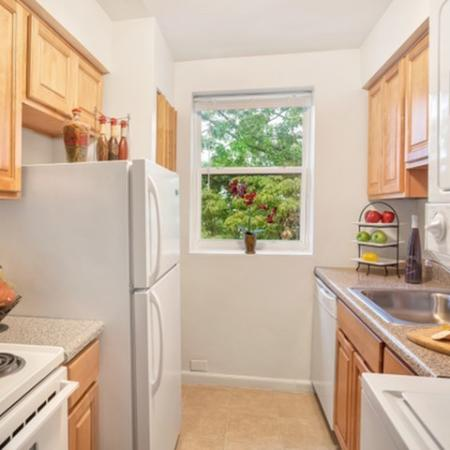 Modern Kitchen | Apartments In Allentown PA | Lehigh Square