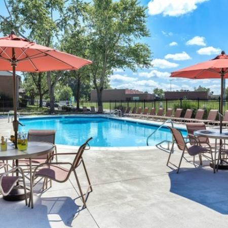 Resort Style Pool | Apartments In Hi-Nella New Jersey | Fox Pointe