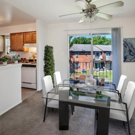 Spacious Living Room | Apartments In Hi-Nella New Jersey | Fox Pointe