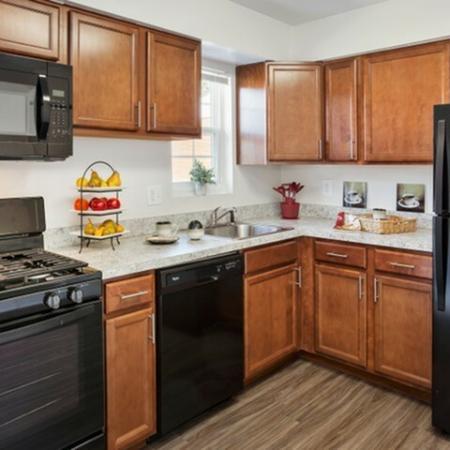 Elegant Kitchen | Apartments In Hi-Nella New Jersey | Fox Pointe