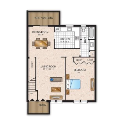 Floor Plan | Fox Pointe