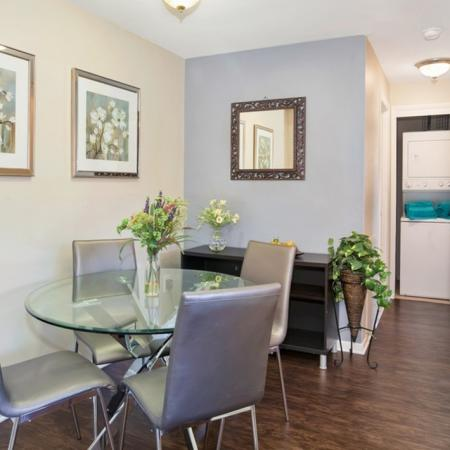 Spacious Dining Room | Newark Apartments | Liberty Pointe
