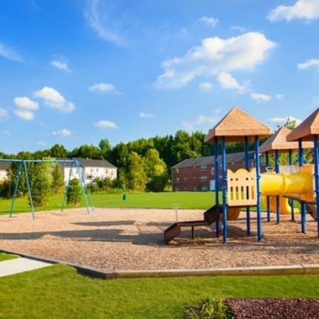 Community Children's Playground | Newark DE Apartments | Liberty Pointe 1