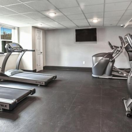 Resident Fitness Center | Apartments In Newark DE | Liberty Pointe
