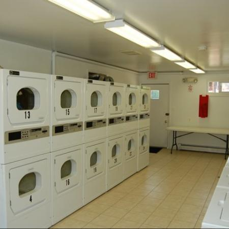 Resident Laundry Room | Apartments For Rent In Burlington | Orchard Park