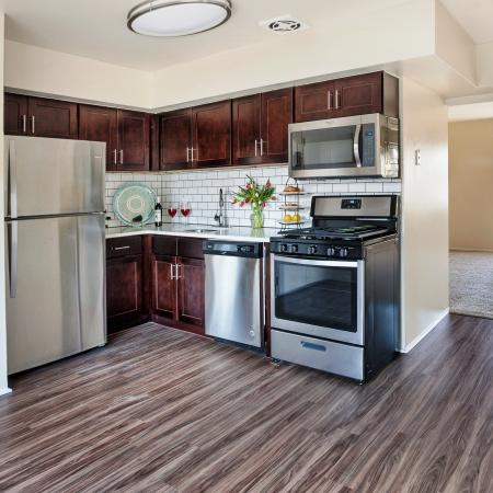 State-of-the-Art Kitchen | Apartments Bensalem Pa | Franklin Commons