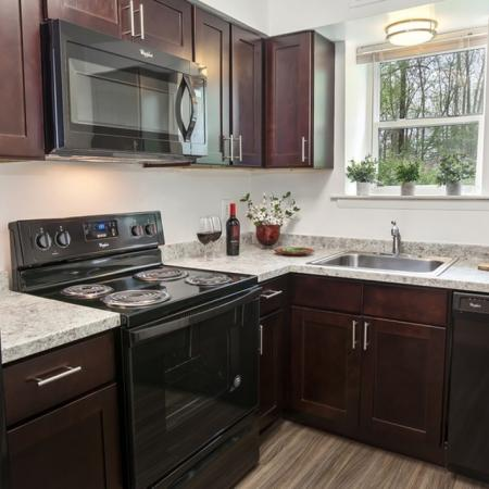 Spacious Kitchen | Apartment In Newark | Liberty Pointe