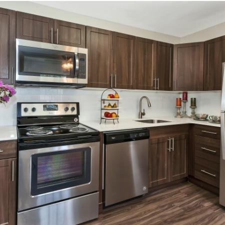 Elegant Kitchen   Bethlehem PA Apartments   Valley Park