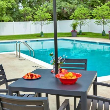 Resort Style Pool | Bethlehem PA Apartments | Valley Park